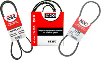 Bando Automotive Belts