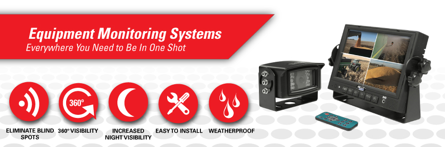 Equipment Monitoring Systems