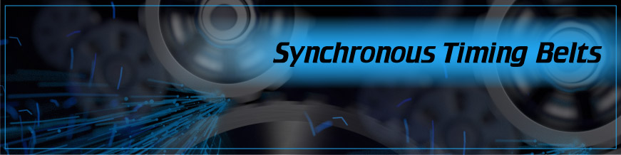 Synchronous Timing Belts