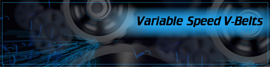 Variable Speed V-Belts