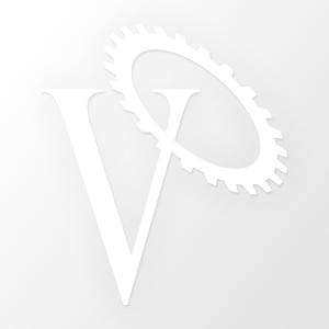 Gates 2/A44 Banded Classic Belt
