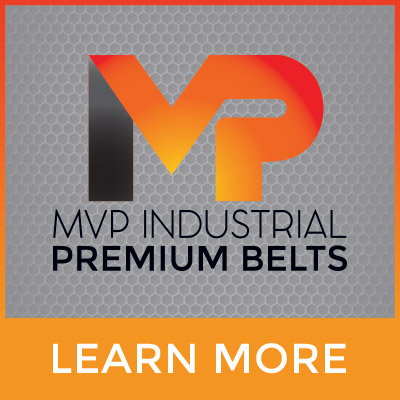 MVP Industrial Premium V-Belts – Learn More