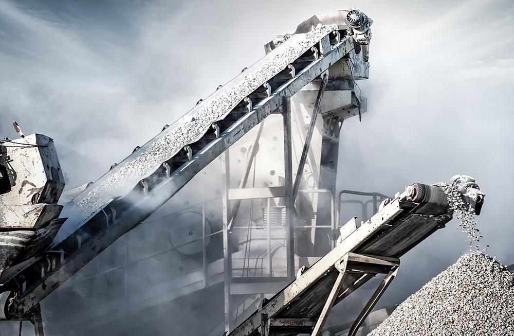 mining & aggregates v-belts