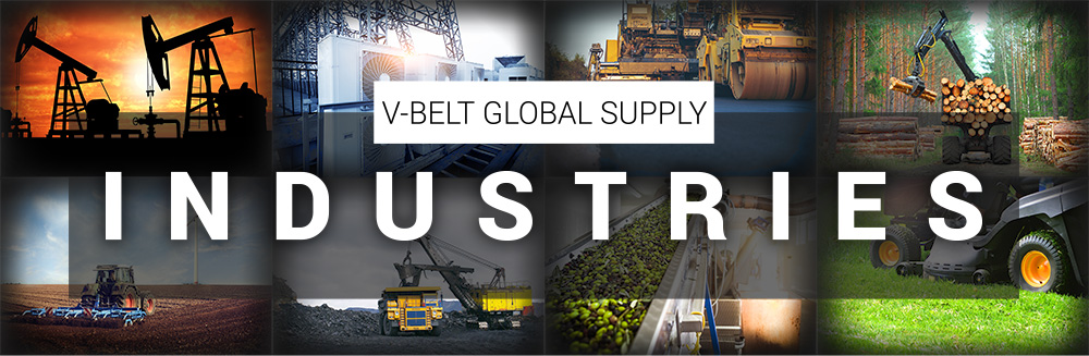V-Belt Industries | V-Belt Global Supply