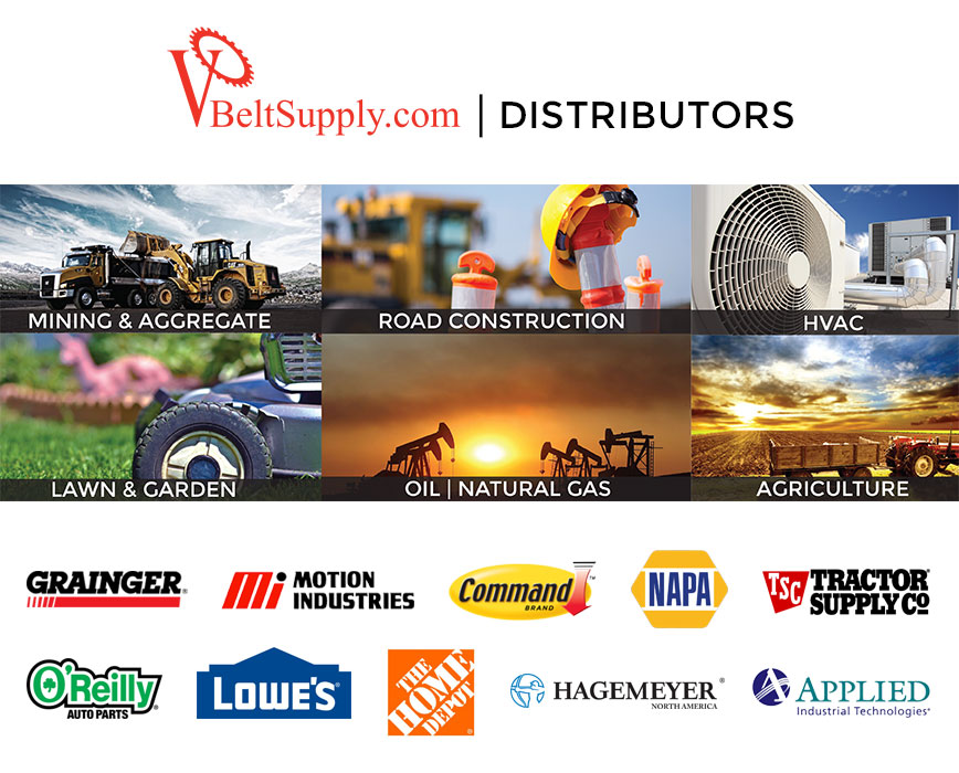 V-Belt Global Supply Distributors